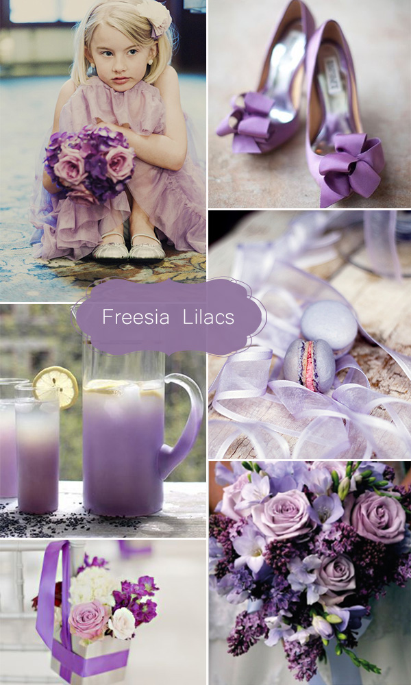 May Wedding Colors | 6 Beautiful Inspiring Wedding Colors For May 2015
