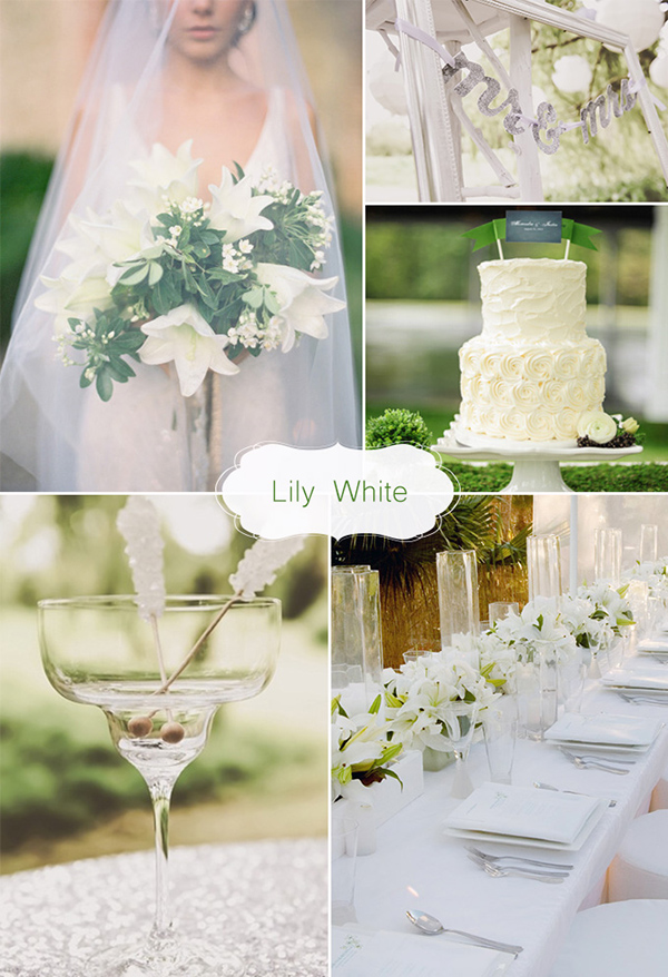 trending all white wedding color ideas for may 2015