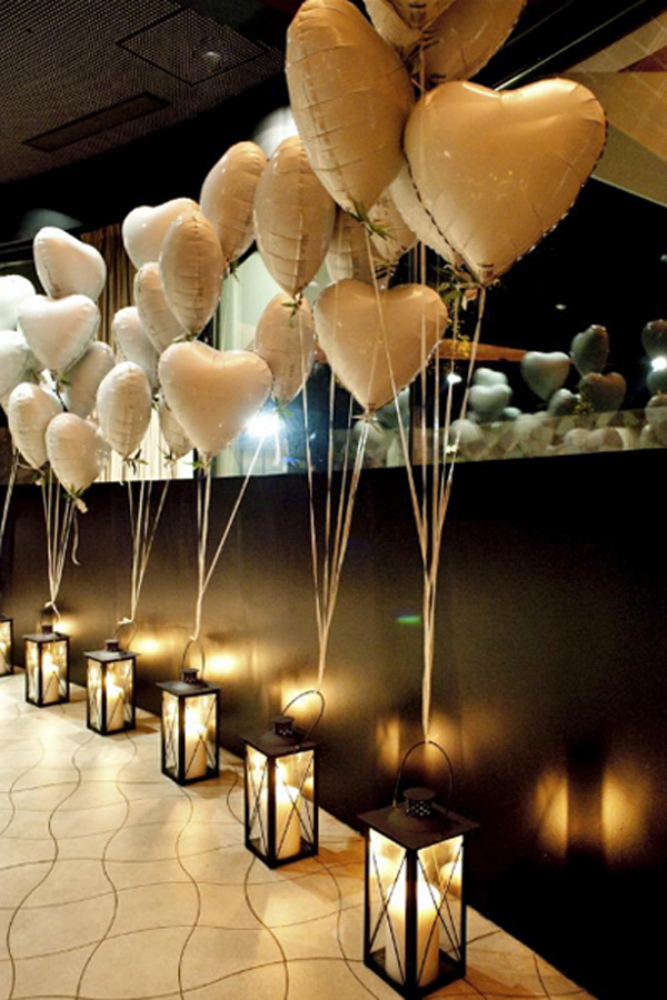 Top Trend for 2015 Bridal Shower Parties- Balloon Decors ...