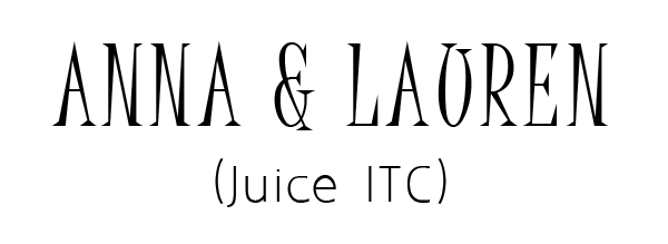 Juice ITC free font free download for wedding invitations