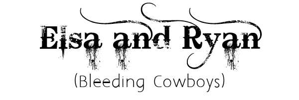 bleeding cowboys download to diy your wedding invitations
