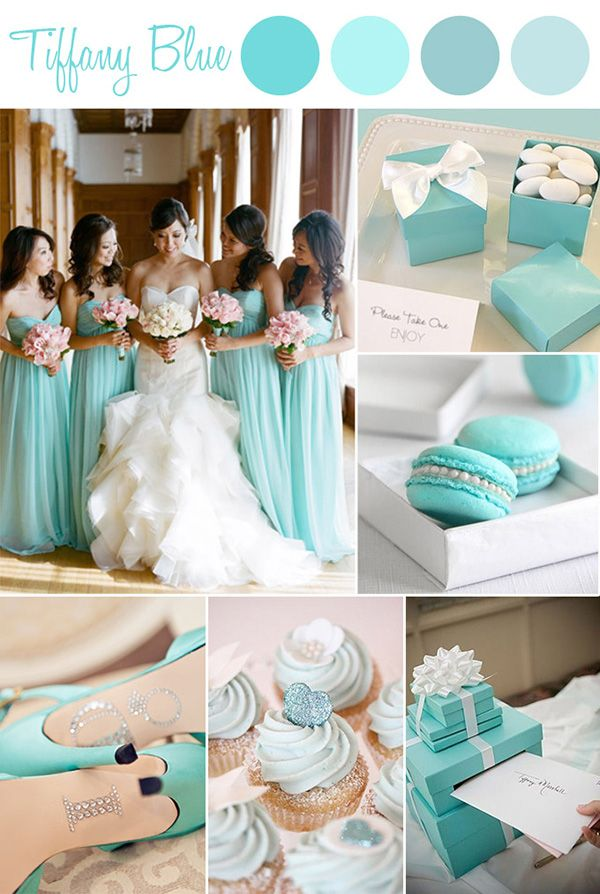 Top 10 Most Popular Wedding Color Schemes on ...