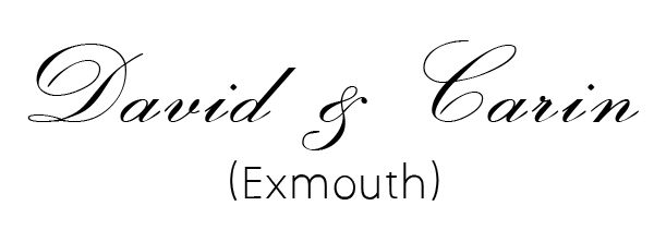exmouth script font free download for wedding invitations