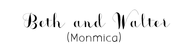 monmica font downloard for custom wedding ideas