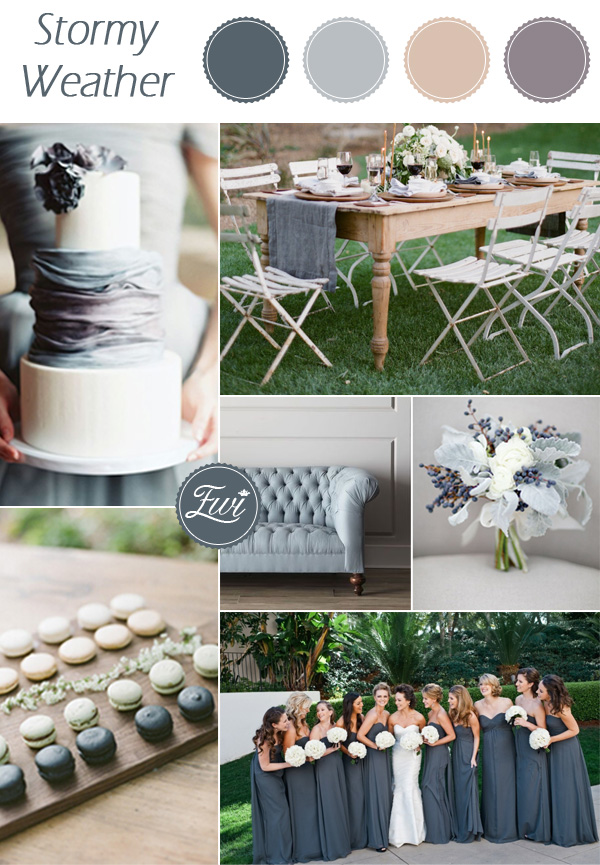 Top 10 Pantone Wedding Colors for Fall 2015 ...