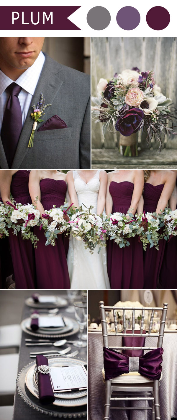5 Different Shades of Purple Wedding Colors – Elegantweddinginvites ...