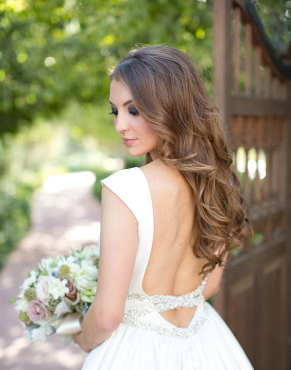 20 Creative and Beautiful Wedding Hairstyles for Long Hair ...
