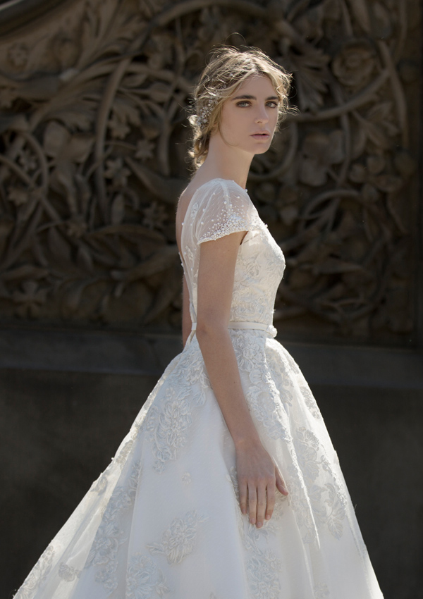 2016 Trending Eugenia Couture Vintage Wedding Dresses