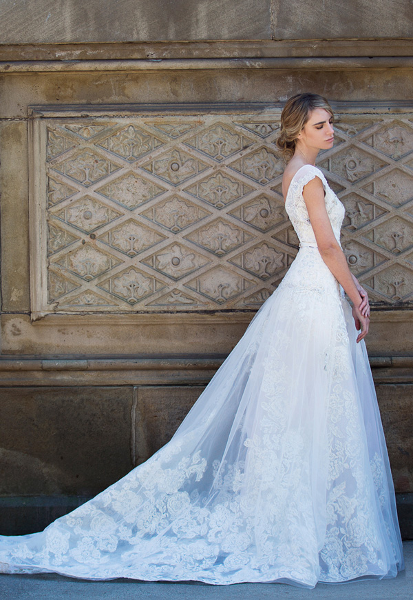 Eugenia Couture Long Lace Wedding Dresses For Spring 2016