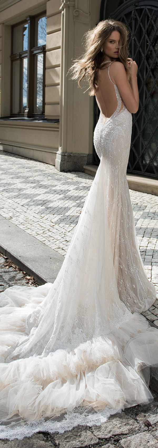 Berta bridal wedding dresses for fall 2015 elegantweddinginvites berta bridal backless long train wedding gowns junglespirit Choice Image
