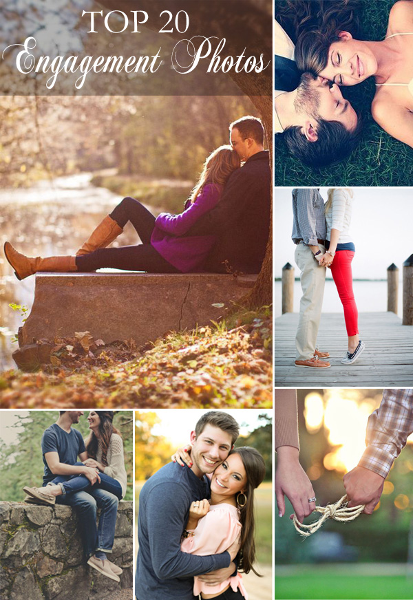 perfect 20 pose ideas for great engagement photos