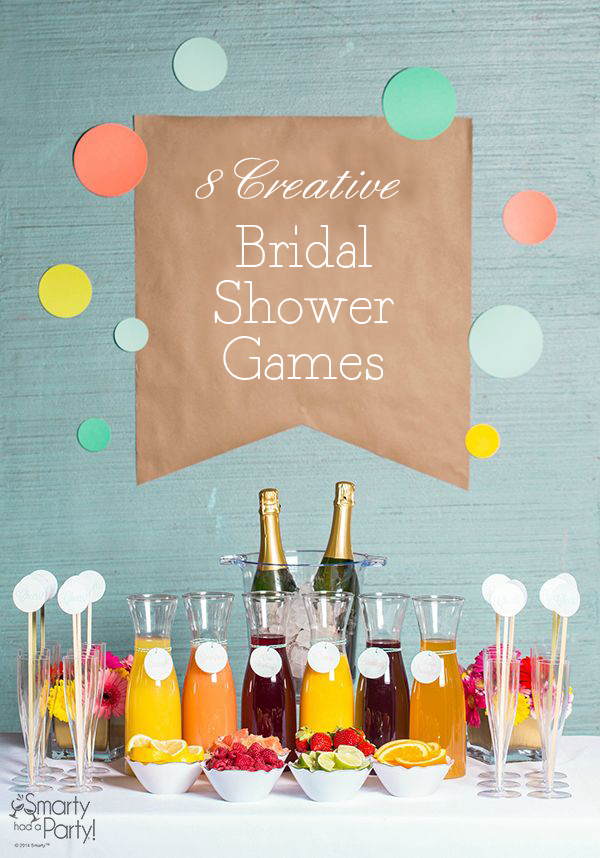 top 8 creative bridal shower games to have fun