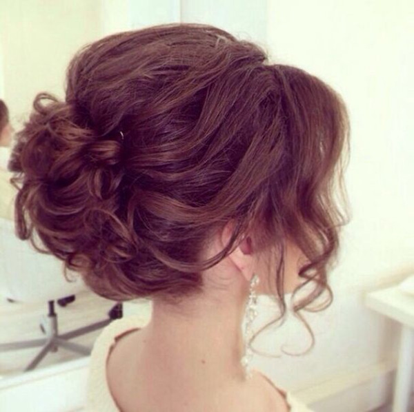 Top 20 fabulous updo wedding hairstyles elegantweddinginvites very pretty updo wedding hairstyles junglespirit Choice Image