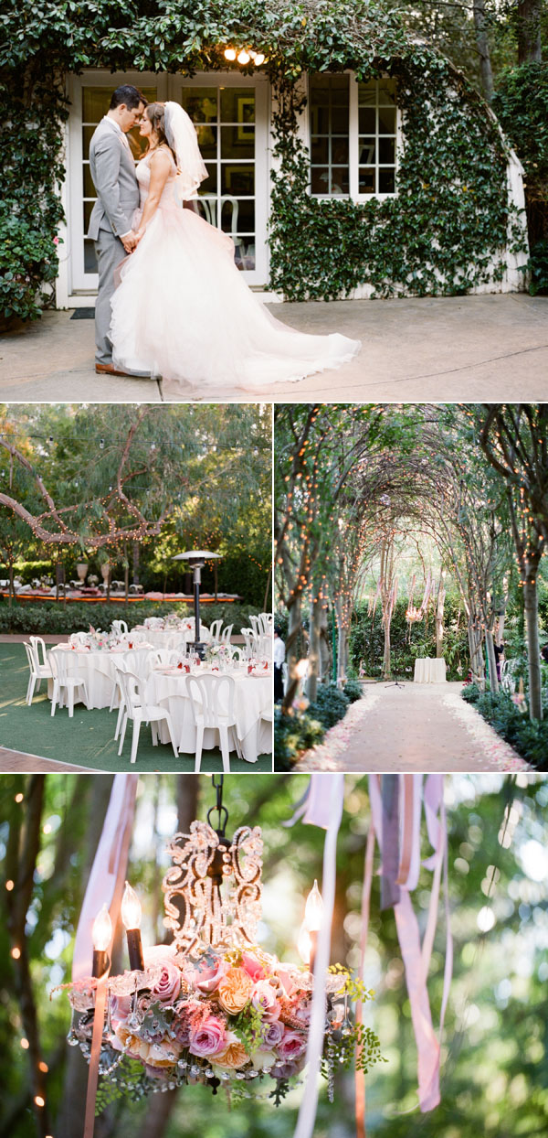 whimsical romantic rustic garden wedding ideas