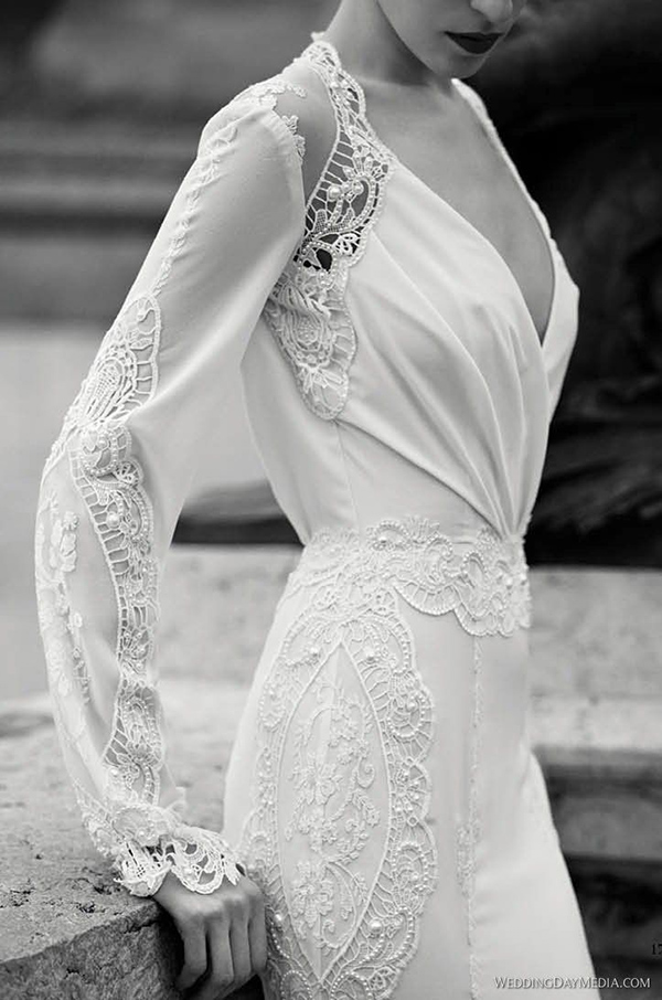 Long Sleeve Wedding Dresses: Perfect 20 Gowns for Fall and Winter ...