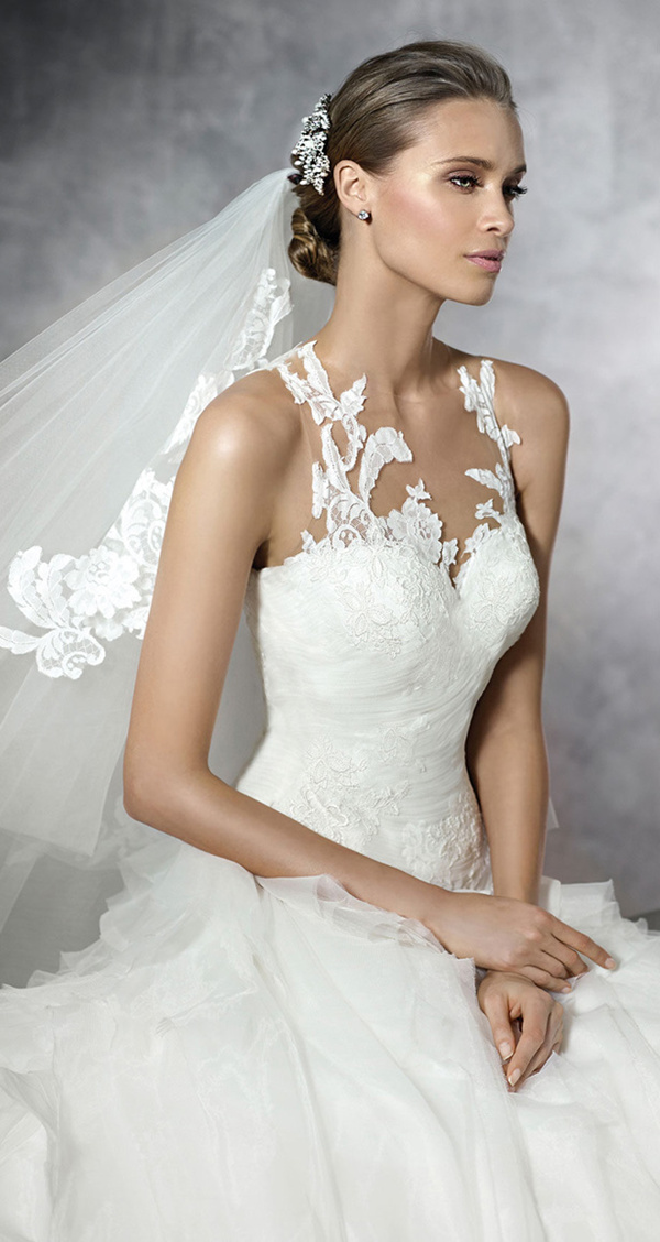 Wedding Dresses by Pronovias