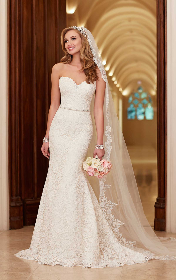 wedding dresses new york stella york new collection wedding dresses for 2016 9377