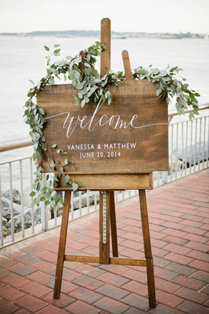Wedding Ideas Top 15 Rustic Wedding Signs Elegantweddinginvites