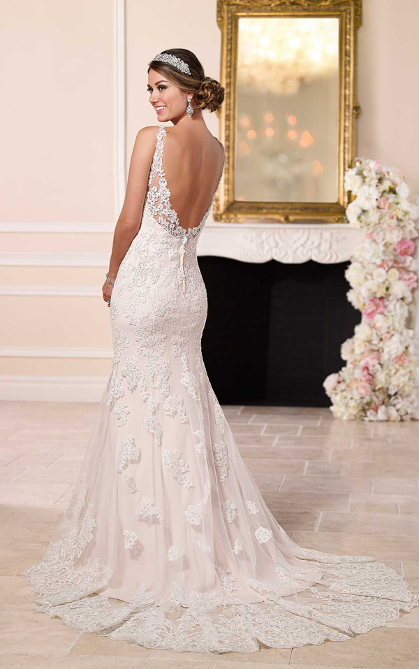 4d34fbe4854 Stella York New Collection Wedding Dresses for Spring 2016 ...