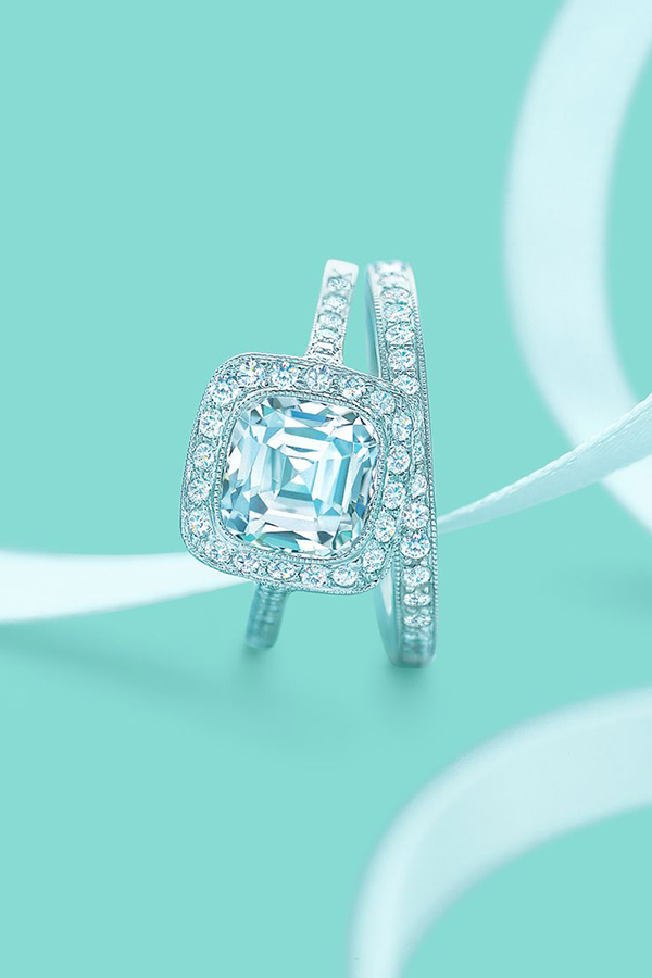 10 Breathtaking Tiffany S Wedding Engagement Rings And Matched