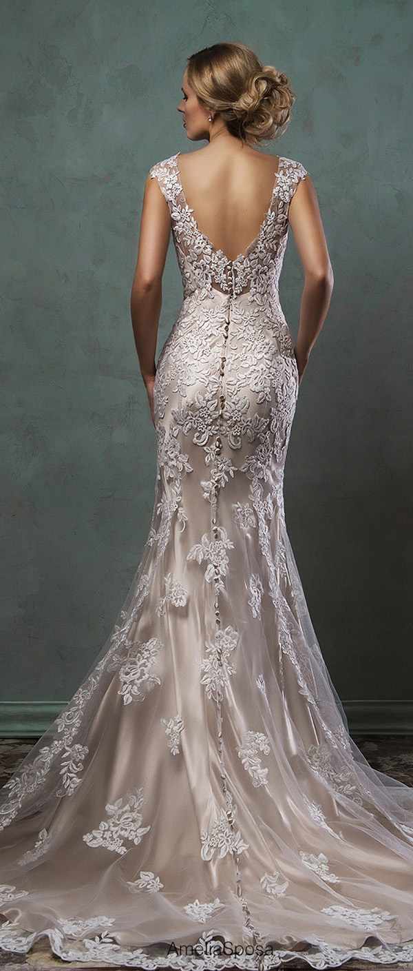 Amelia Sposa Wedding Dresses 2016 Collection – Elegantweddinginvites ...