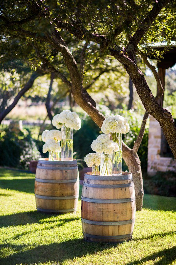 another decor wedding wine barrel decoration ideas rustic barrels