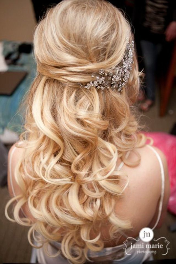 20 Most Elegant and Beautiful Wedding Hairstyles ...