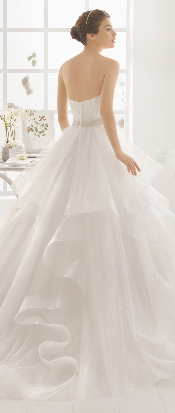 Aire Barcelona Wedding Dresses 2016 Collection ...