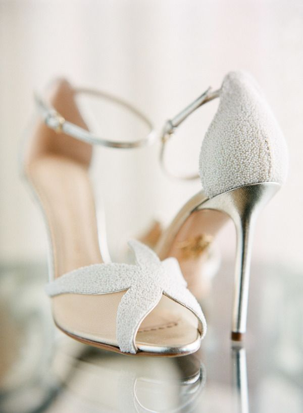 Charlotte Olympia Starfish Wedding Shoes For Beach Ideas