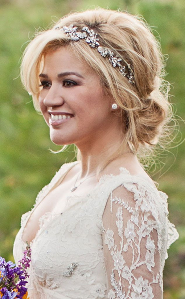 Wedding Accessories-20 Charming Bridal Headpieces to Match with ...