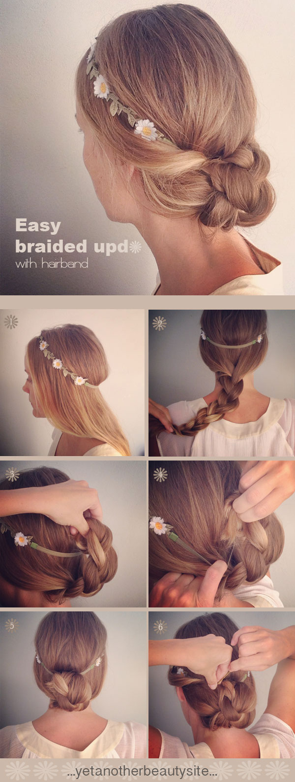 12 DIY Wedding Hairstyles with Tutorials to Try on Your Own
