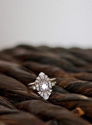 12 Swoonsome Vintage Wedding Engagement Rings You Secretly Want