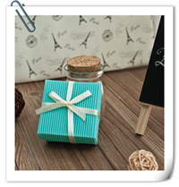 tiffany-blue-wedding-favor-box-with-ivory-ribbon-EWFB102