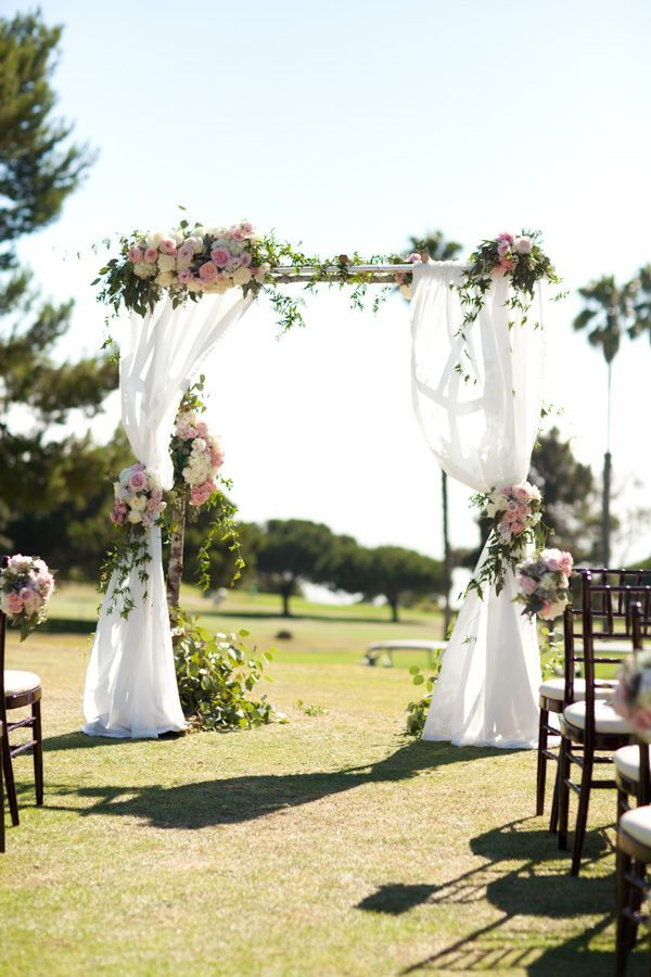 30 Eye-catching Wedding Altars for Wedding Ceremony Ideas ...