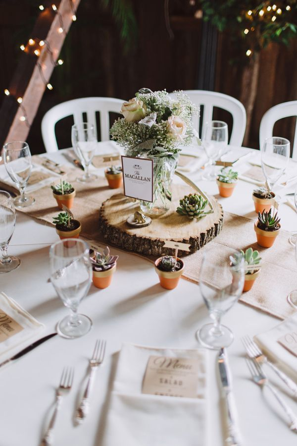 Succulent Wedding Centerpieces.23 Ideas For Featuring Succulents In Your Wedding
