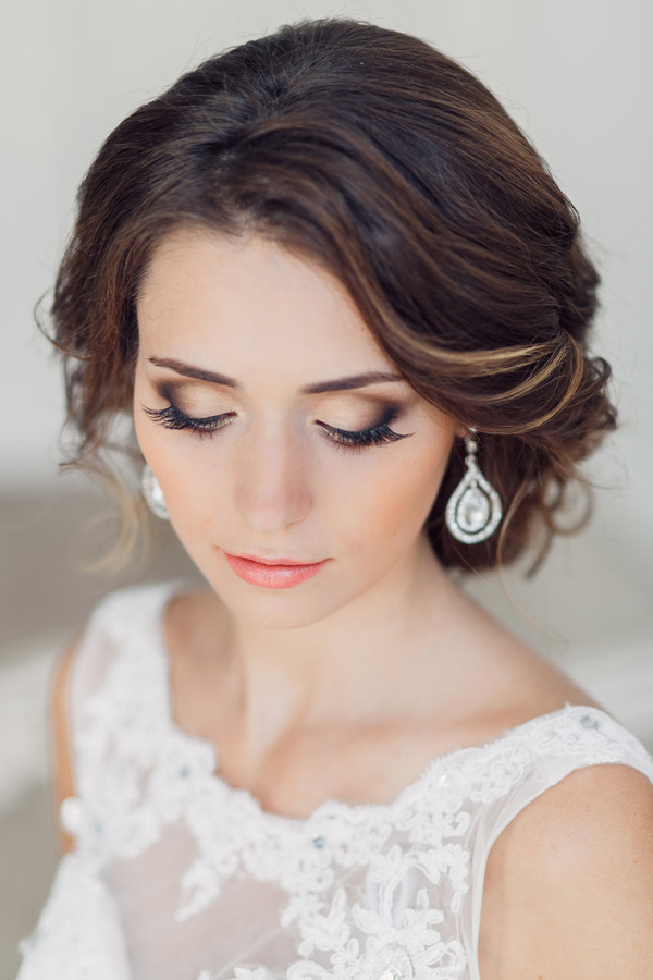 31 Gorgeous Wedding Makeup & Hairstyle Ideas For Every Bride ...