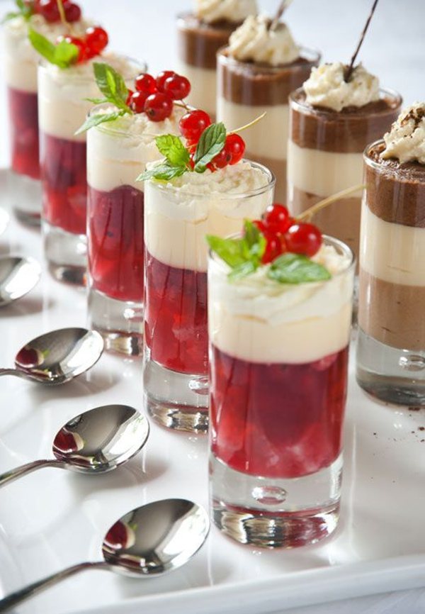 24 Yummy Wedding Desserts That You Cant Miss