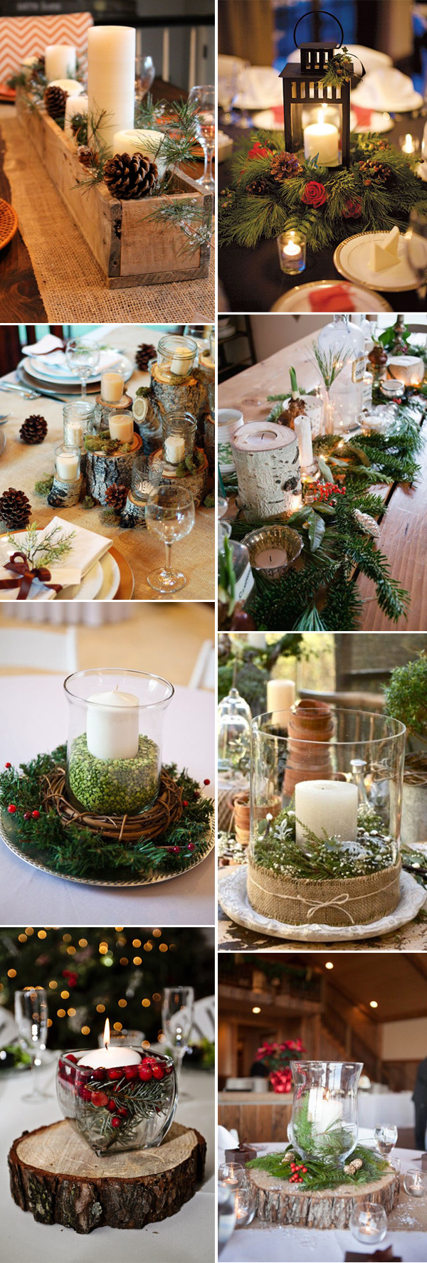 fantastic lantern and candle wedding centerpieces