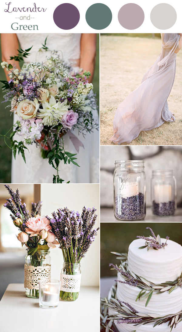 Wedding Colors 2016-Perfect 10 Color Combination Ideas to Love ...