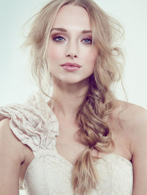 stunning bridal makeup ideas and gorgeous bridal hairstyles