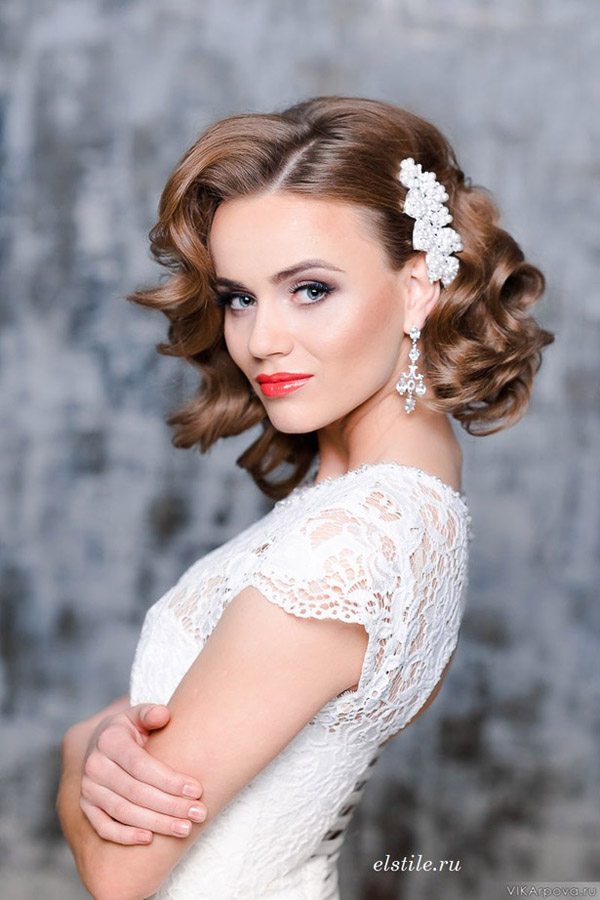 31 Gorgeous Wedding Makeup Amp Hairstyle Ideas For Every