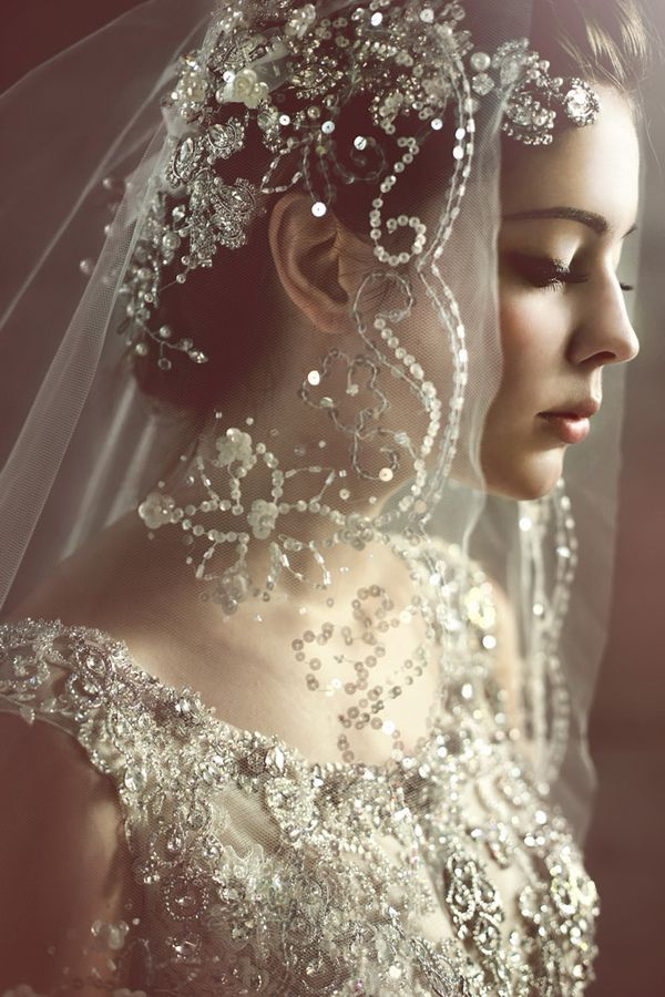 gorgeous wedding veil ideas