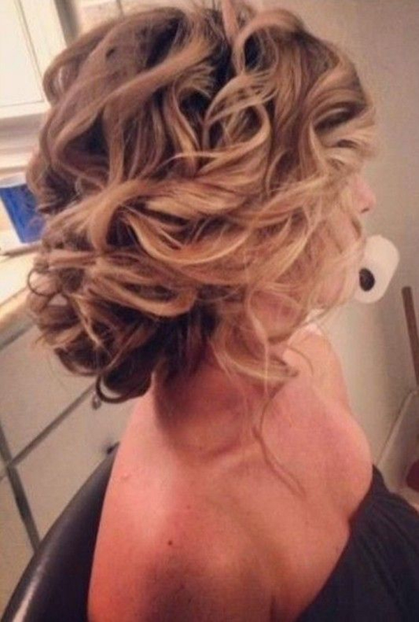 hottest bridemaid hairstyles for long hair
