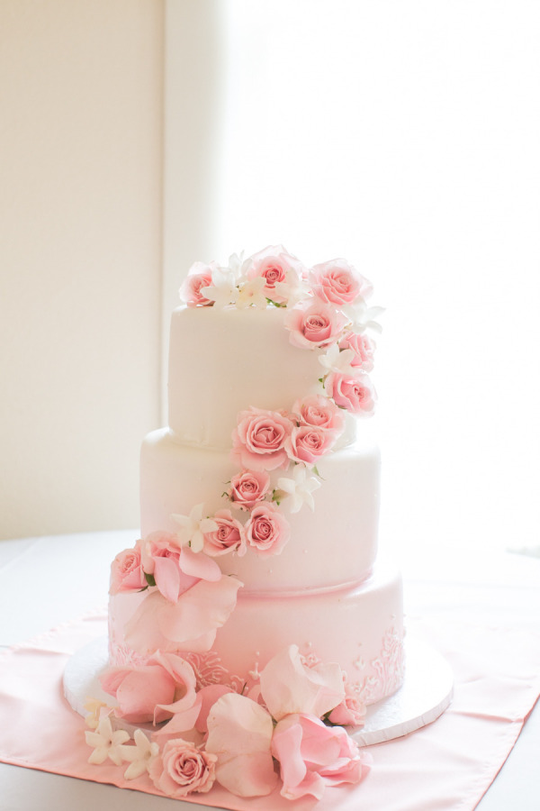 28 Inspirational Pink Wedding Cake Ideas Elegantweddinginvites