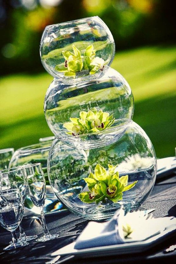 breathtaking DIY spring wedding centerpiece ideas with succulent