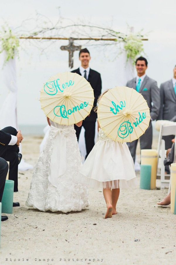 35 Gorgeous Beach Themed Wedding Ideas – Elegantweddinginvites.com ...