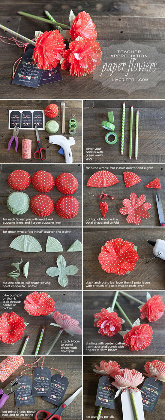 12 creative diy wedding ideas with tutorials to save you budget diy dot paper flowers wedding decor ideas junglespirit Gallery