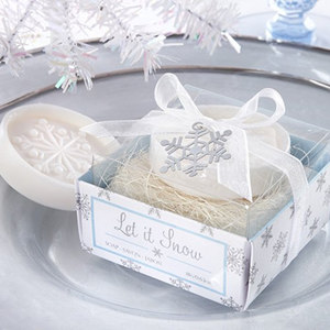 eco-friendly-handmade-snowflake-wedding-favor-soap