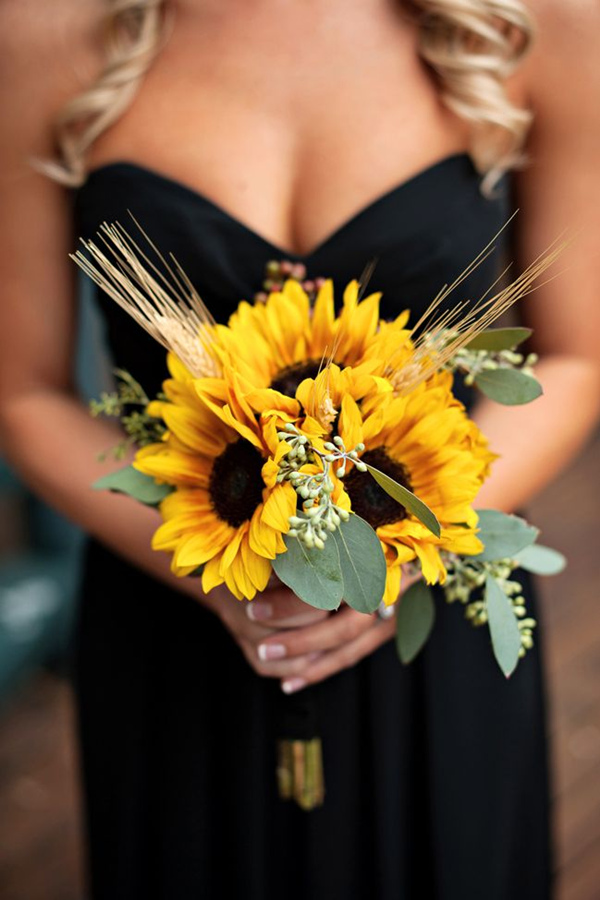 47 Sunflower Wedding Ideas For 2016 – Elegantweddinginvites.com Blog
