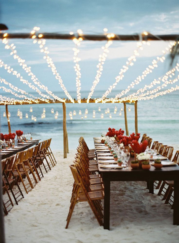 35 Gorgeous Beach Themed Wedding Ideas – Elegantweddinginvites.com Blog